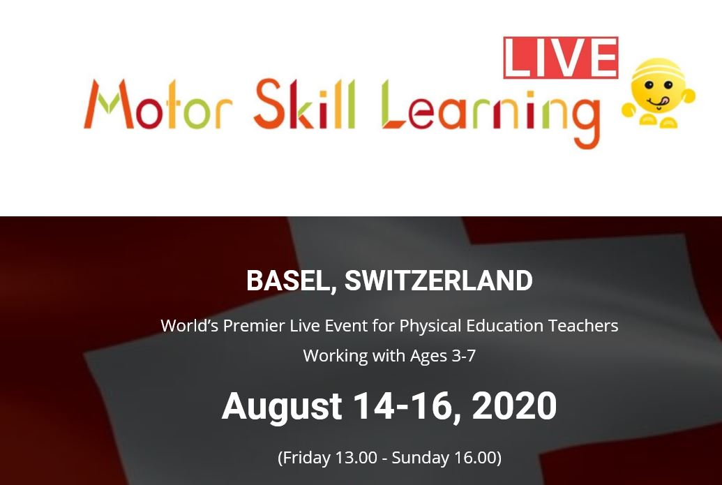 Pedalo bei der Motor Skill Learning Academy Switzerland
